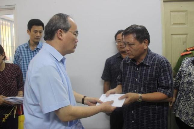 Giám định pháp y nhận dạng nạn nhân vụ cháy chung cư ở Sài Gòn ảnh 2