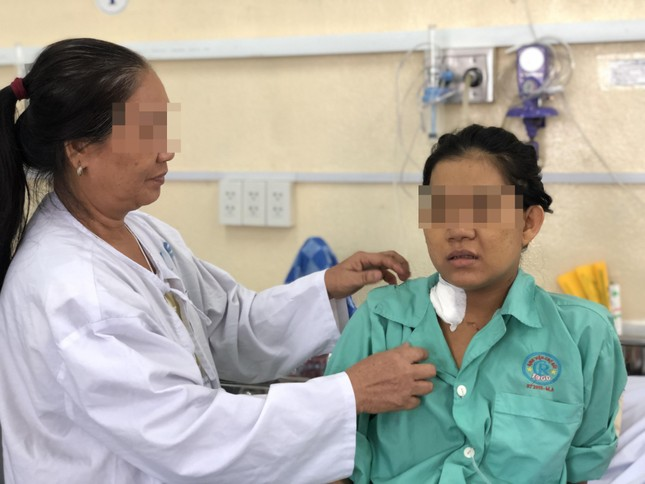 Đang mổ đẻ, thai phụ bất ngờ ngưng tim ngưng thở ảnh 2