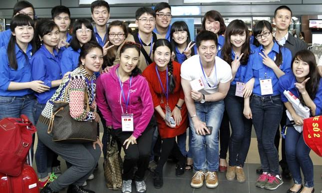 Gặp gỡ hữu nghị Thanh niên Việt – Trung 2014 ảnh 8