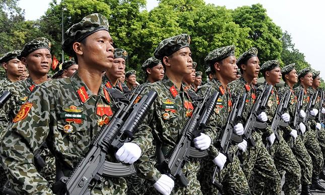 Xem lính đặc công oai phong mừng ngày Quốc khánh ảnh 8