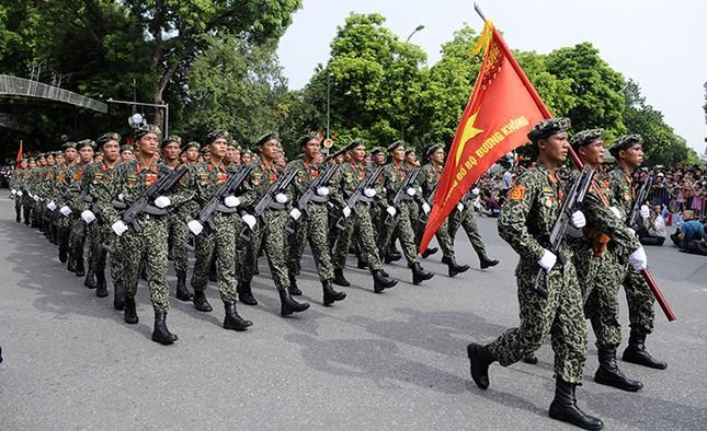 Xem lính đặc công oai phong mừng ngày Quốc khánh ảnh 7