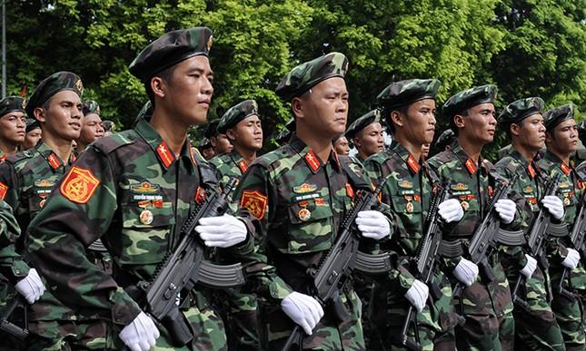 Xem lính đặc công oai phong mừng ngày Quốc khánh ảnh 6