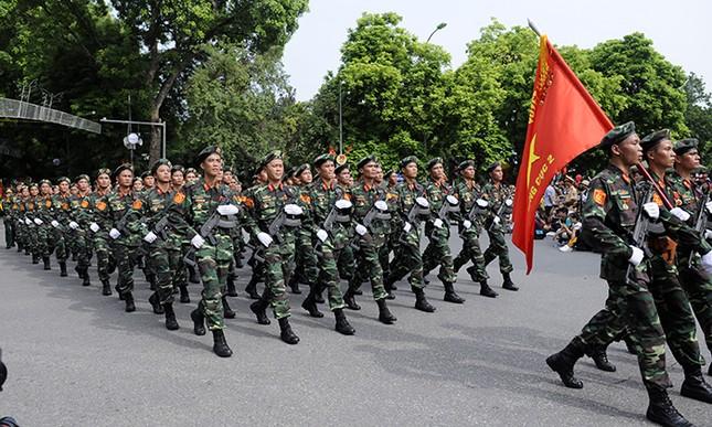 Xem lính đặc công oai phong mừng ngày Quốc khánh ảnh 5