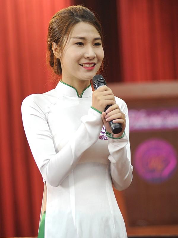 Gần 200 thí sinh Nữ sinh viên Việt Nam duyên dáng khoe nét cá tính ảnh 10