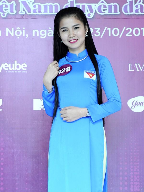 Gần 200 thí sinh Nữ sinh viên Việt Nam duyên dáng khoe nét cá tính ảnh 3