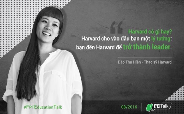 Sự thật về 'giấc mơ Mỹ' qua lời kể của các Thạc sỹ Harvard ảnh 21