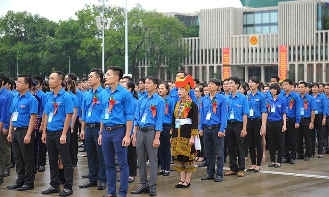 445 đại biểu Thanh niên tiên tiến báo công dâng Bác ảnh 8