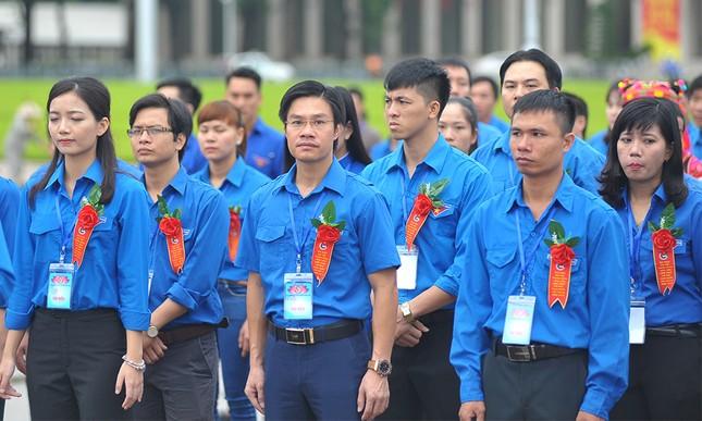 445 đại biểu Thanh niên tiên tiến báo công dâng Bác ảnh 3