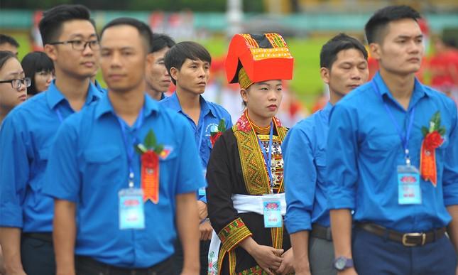 445 đại biểu Thanh niên tiên tiến báo công dâng Bác ảnh 5