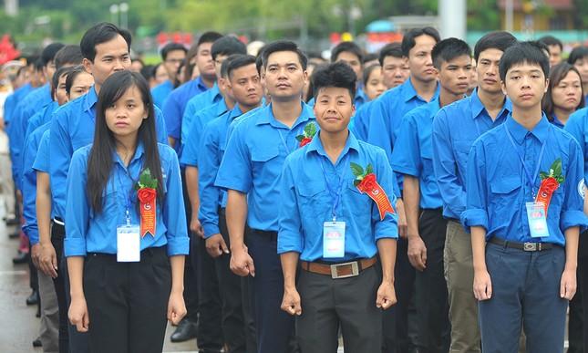 445 đại biểu Thanh niên tiên tiến báo công dâng Bác ảnh 7