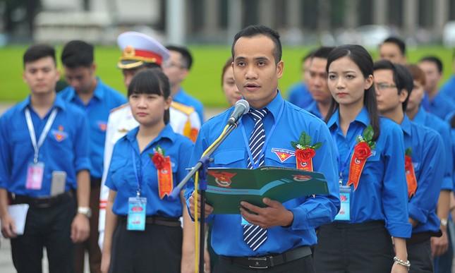 445 đại biểu Thanh niên tiên tiến báo công dâng Bác ảnh 6