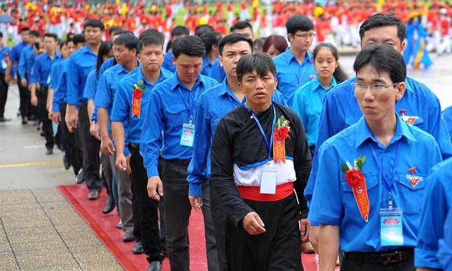 445 đại biểu Thanh niên tiên tiến báo công dâng Bác ảnh 15