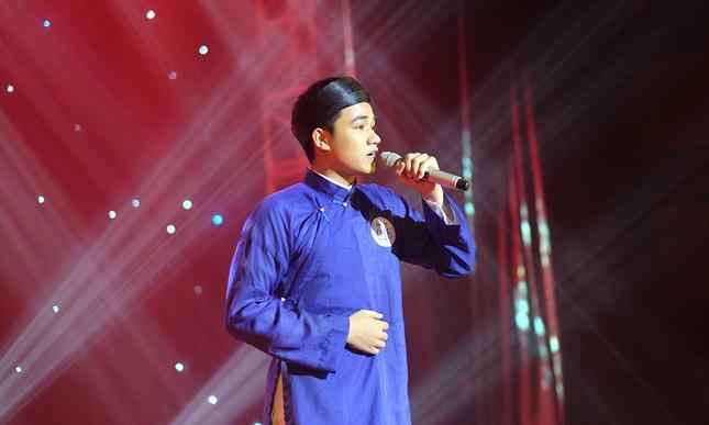 Hát hit của Lê Cát Trọng Lý, giọng ca Luật giành quán quân Let's Sing 2017 ảnh 5