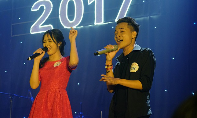 Hát hit của Lê Cát Trọng Lý, giọng ca Luật giành quán quân Let's Sing 2017 ảnh 3