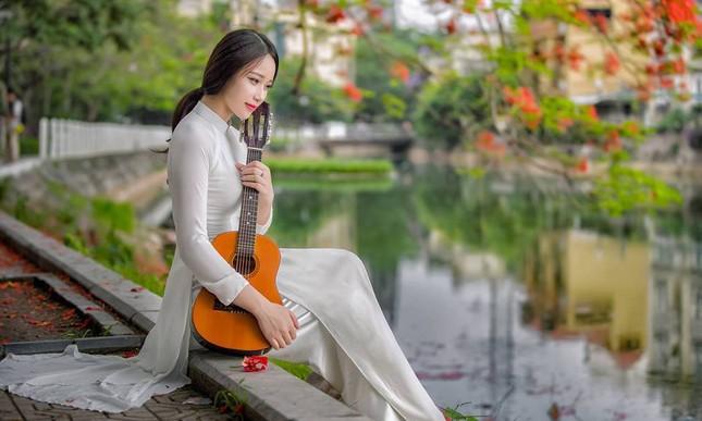 Lộ diện thí sinh hoa khôi sinh viên Hà Nội khả ái ảnh 2