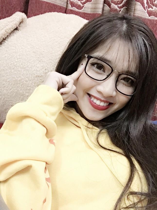 Lộ diện thí sinh hoa khôi sinh viên Hà Nội khả ái ảnh 12