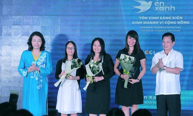 Teach for Vietnam và tiệm cắt tóc không lời được vinh danh sáng kiến vì cộng đồng ảnh 2