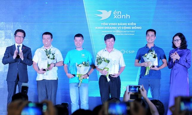 Teach for Vietnam và tiệm cắt tóc không lời được vinh danh sáng kiến vì cộng đồng ảnh 3