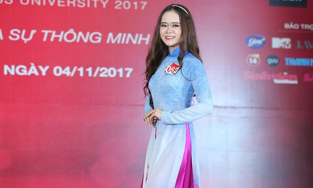 Hoa khôi sinh viên Việt Nam 2017 xuất hiện nhiều gương mặt sáng giá ảnh 4