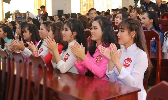 Hoa khôi sinh viên Việt Nam 2017 xuất hiện nhiều gương mặt sáng giá ảnh 3