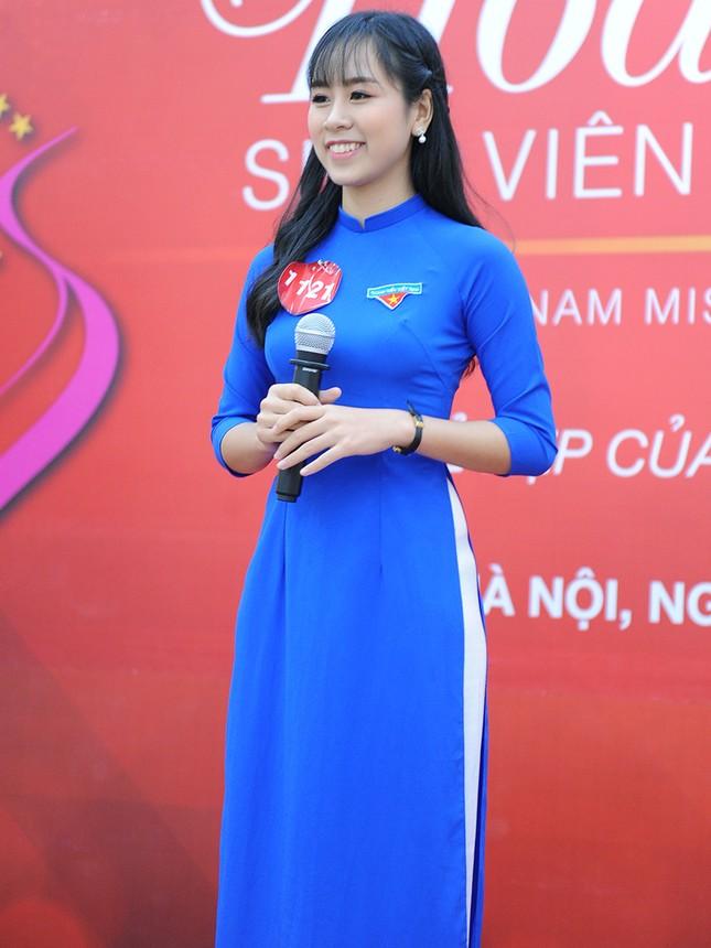Những gương mặt nổi bật tại vòng sơ khảo 'Hoa khôi Sinh viên Việt Nam' ảnh 7