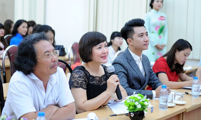 Những gương mặt nổi bật tại vòng sơ khảo 'Hoa khôi Sinh viên Việt Nam' ảnh 1