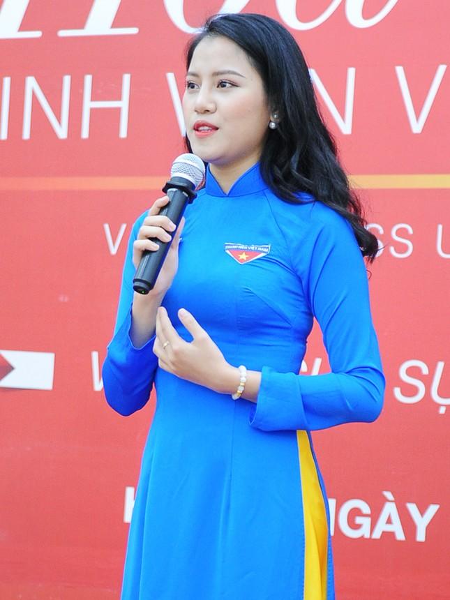Những gương mặt nổi bật tại vòng sơ khảo 'Hoa khôi Sinh viên Việt Nam' ảnh 3