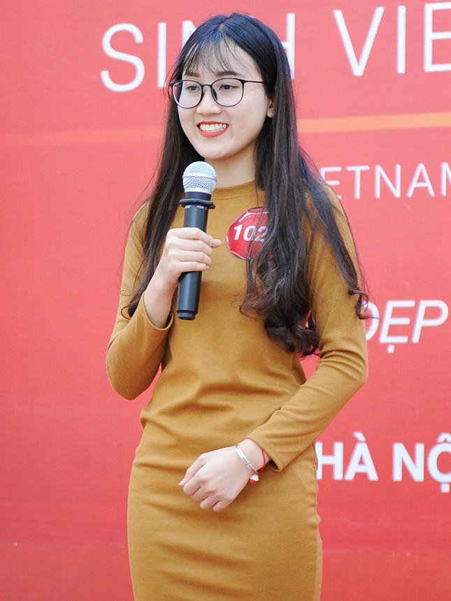 Những gương mặt nổi bật tại vòng sơ khảo 'Hoa khôi Sinh viên Việt Nam' ảnh 6