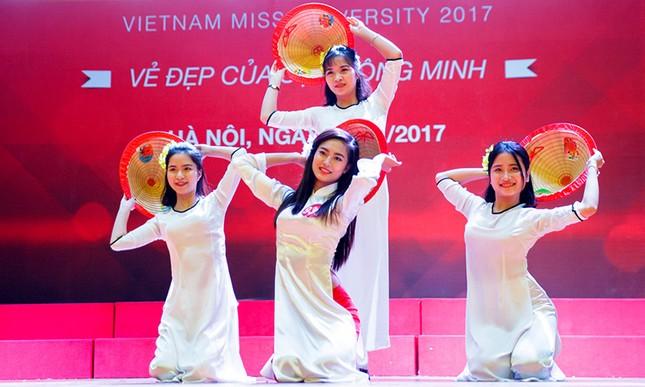 Nhan sắc các nữ sinh miền Bắc vào Chung kết Hoa khôi Sinh viên Việt Nam ảnh 1