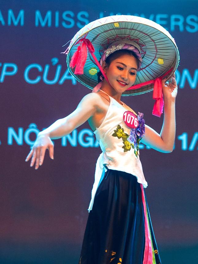 Nhan sắc các nữ sinh miền Bắc vào Chung kết Hoa khôi Sinh viên Việt Nam ảnh 4