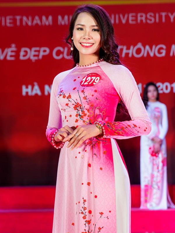 Nhan sắc 45 thí sinh Chung kết Hoa khôi Sinh viên Việt Nam 2017 ảnh 43