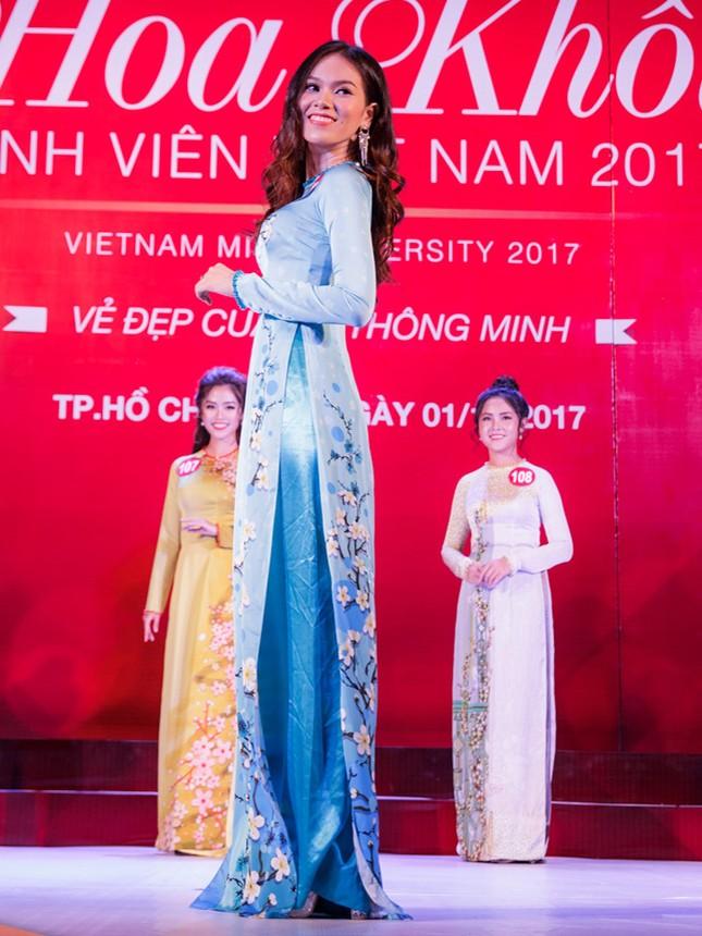 Nhan sắc 45 thí sinh Chung kết Hoa khôi Sinh viên Việt Nam 2017 ảnh 18