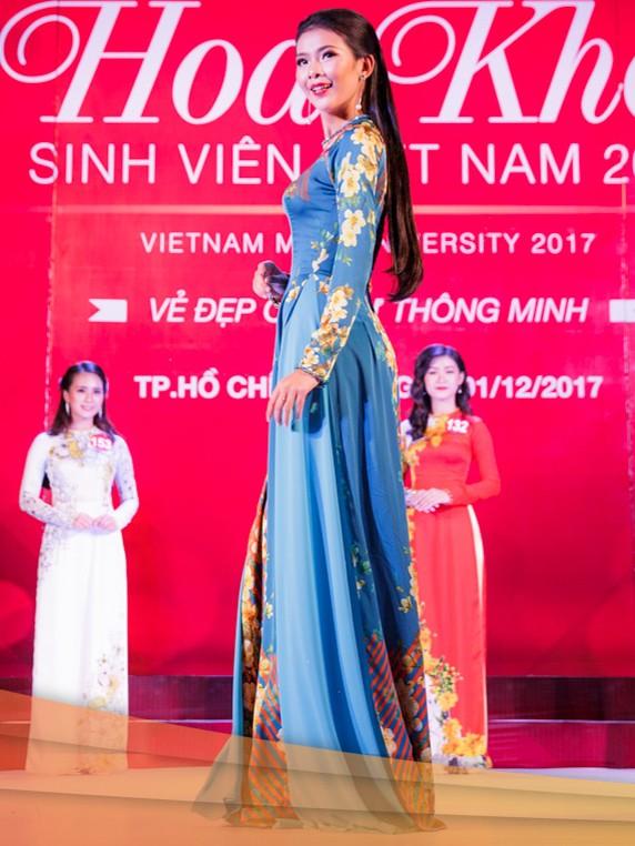 Nhan sắc 45 thí sinh Chung kết Hoa khôi Sinh viên Việt Nam 2017 ảnh 23