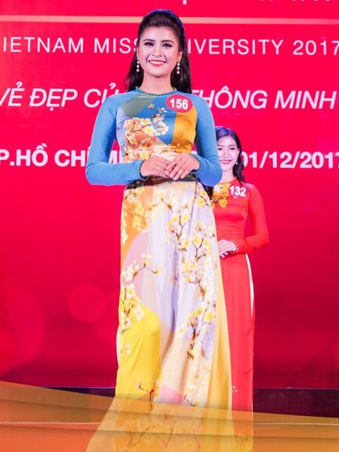 Nhan sắc 45 thí sinh Chung kết Hoa khôi Sinh viên Việt Nam 2017 ảnh 22