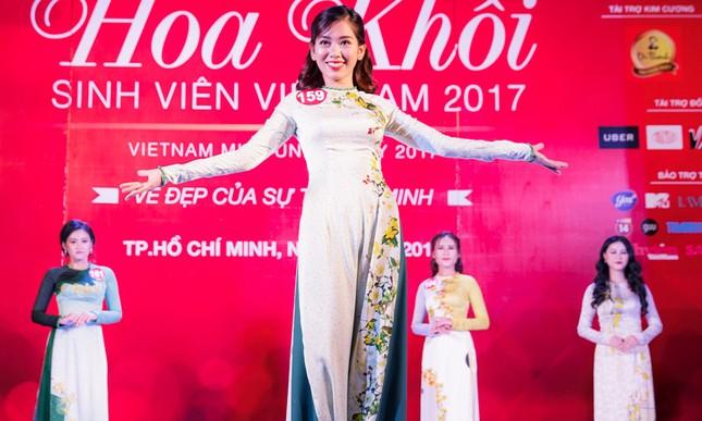 Nhan sắc 45 thí sinh Chung kết Hoa khôi Sinh viên Việt Nam 2017 ảnh 8