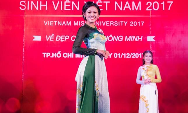 Nhan sắc 45 thí sinh Chung kết Hoa khôi Sinh viên Việt Nam 2017 ảnh 7
