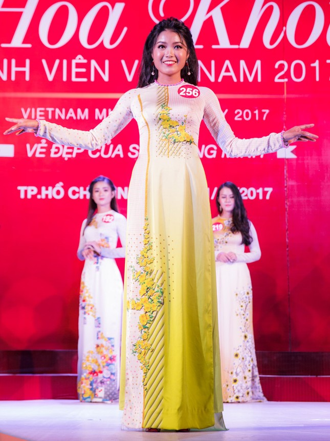Nhan sắc 45 thí sinh Chung kết Hoa khôi Sinh viên Việt Nam 2017 ảnh 19