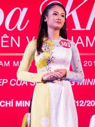 Nhan sắc 45 thí sinh Chung kết Hoa khôi Sinh viên Việt Nam 2017 ảnh 26