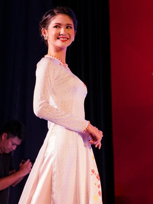 Nhan sắc 45 thí sinh Chung kết Hoa khôi Sinh viên Việt Nam 2017 ảnh 27