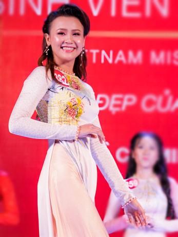 Nhan sắc 45 thí sinh Chung kết Hoa khôi Sinh viên Việt Nam 2017 ảnh 25