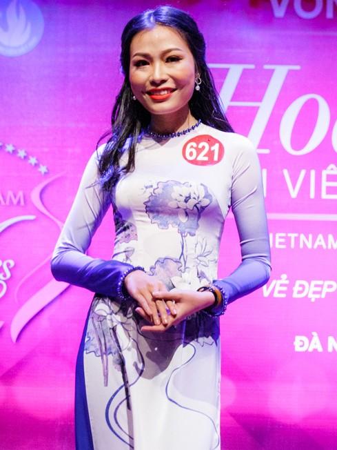 Nhan sắc 45 thí sinh Chung kết Hoa khôi Sinh viên Việt Nam 2017 ảnh 32