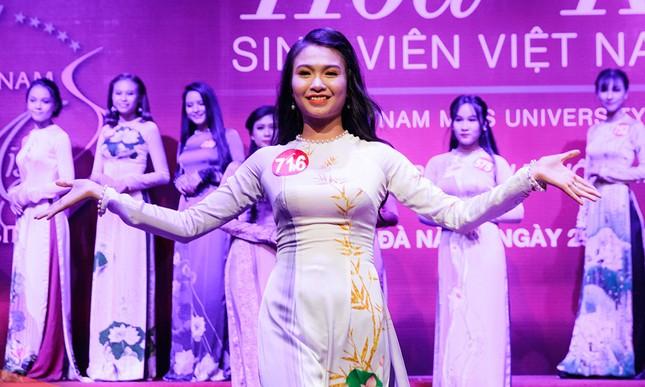 Nhan sắc 45 thí sinh Chung kết Hoa khôi Sinh viên Việt Nam 2017 ảnh 9