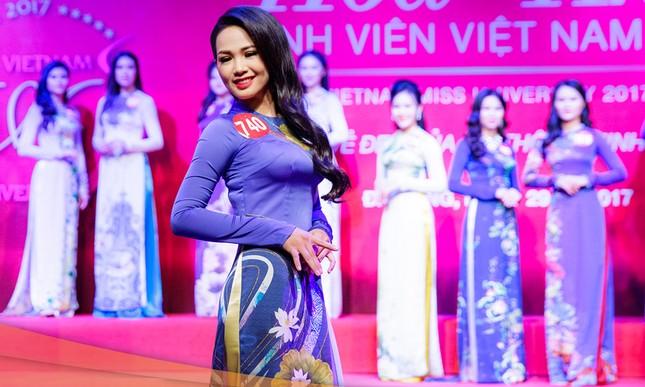 Nhan sắc 45 thí sinh Chung kết Hoa khôi Sinh viên Việt Nam 2017 ảnh 11