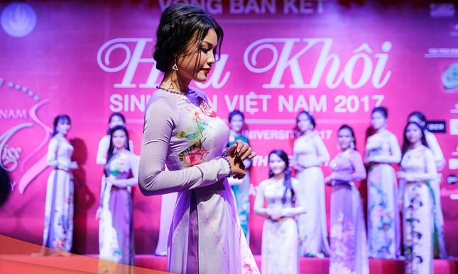 Nhan sắc 45 thí sinh Chung kết Hoa khôi Sinh viên Việt Nam 2017 ảnh 12