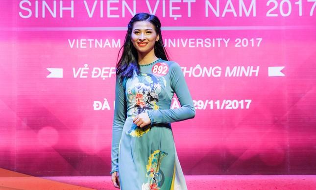 Nhan sắc 45 thí sinh Chung kết Hoa khôi Sinh viên Việt Nam 2017 ảnh 13