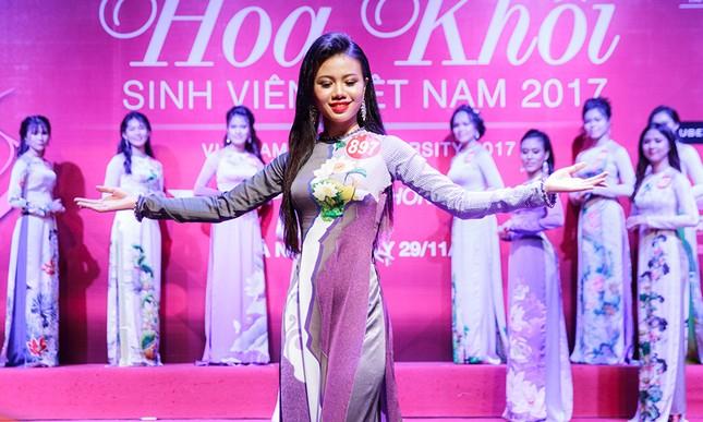 Nhan sắc 45 thí sinh Chung kết Hoa khôi Sinh viên Việt Nam 2017 ảnh 10