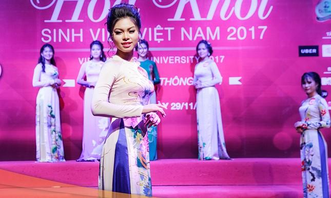 Nhan sắc 45 thí sinh Chung kết Hoa khôi Sinh viên Việt Nam 2017 ảnh 15