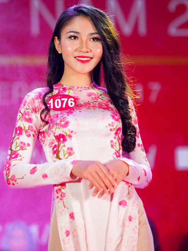 Nhan sắc 45 thí sinh Chung kết Hoa khôi Sinh viên Việt Nam 2017 ảnh 5