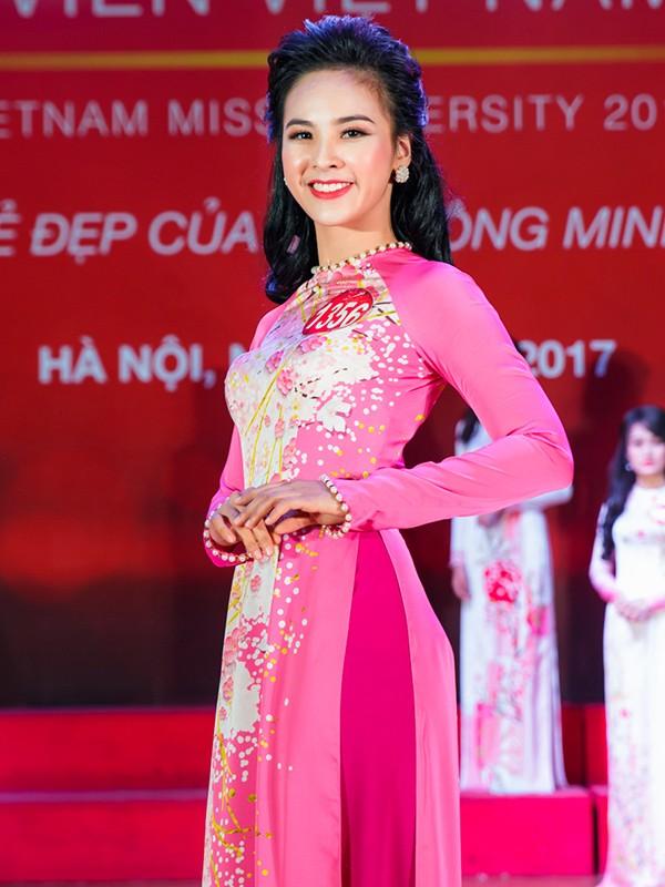 Nhan sắc 45 thí sinh Chung kết Hoa khôi Sinh viên Việt Nam 2017 ảnh 2