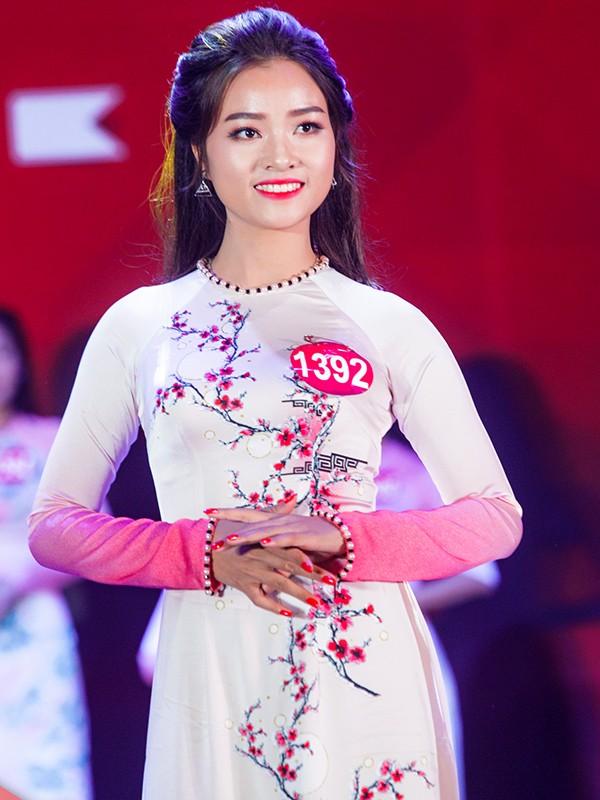 Nhan sắc 45 thí sinh Chung kết Hoa khôi Sinh viên Việt Nam 2017 ảnh 3